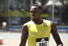 Usain Bolt - The Fastest man in the world